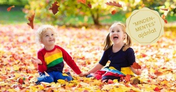3=4 őszi családi wellnessakció