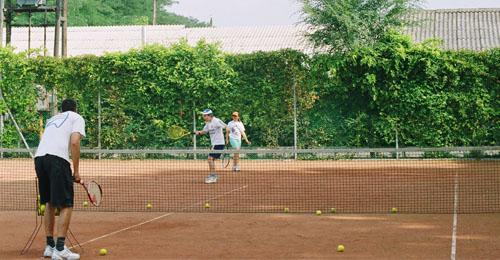 Teniszpálya foglalás