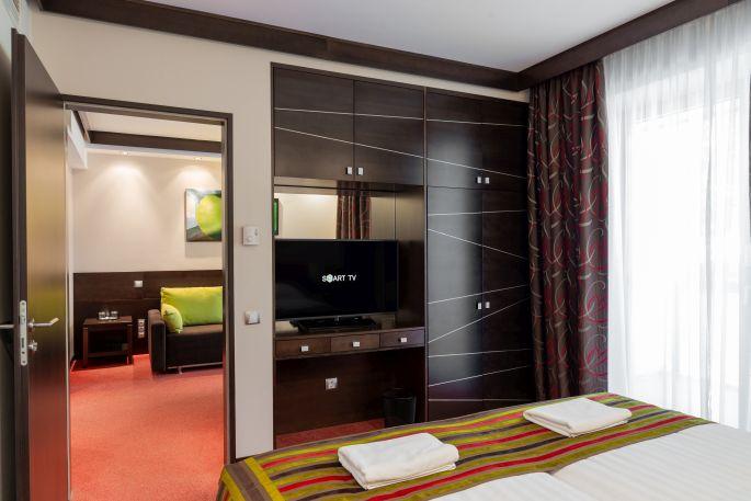 Apartman a Hotel Pagonyban