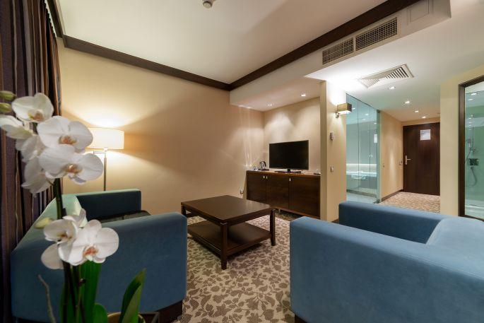 Lakosztály a Hotel Pagonyban