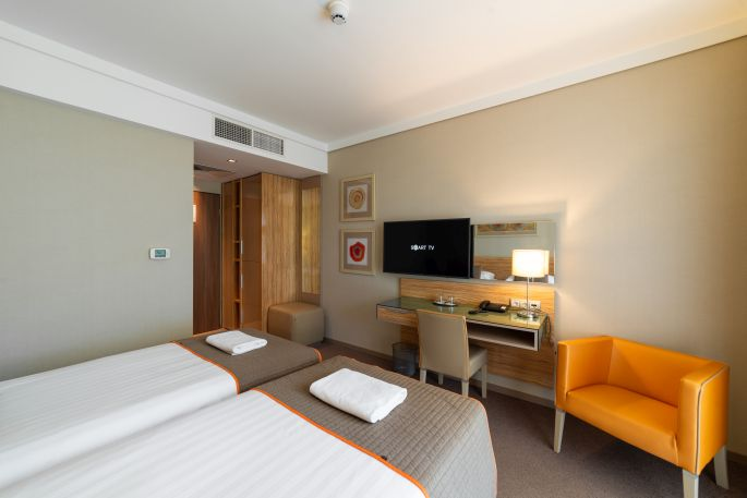 Standard 2 ágyas szoba a Hotel Pagonyban