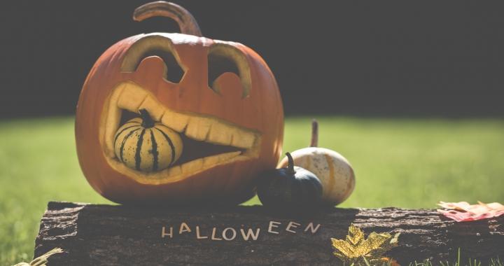 Halloween hétvége