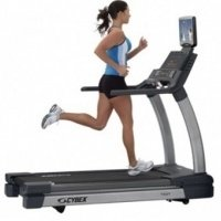 New cardio machines in the Wellness and Sportcenter