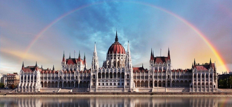 Budapest a Dunáról