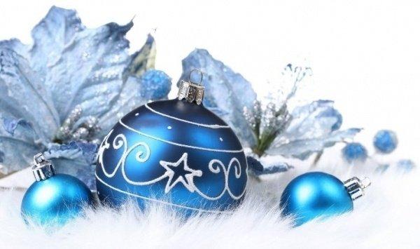 Silberne Weihnachten