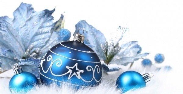 Silvery Christmas