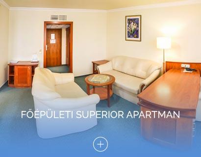 Főépületi Superior apartman