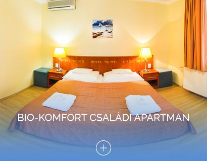 Bio-komfort családi apartman