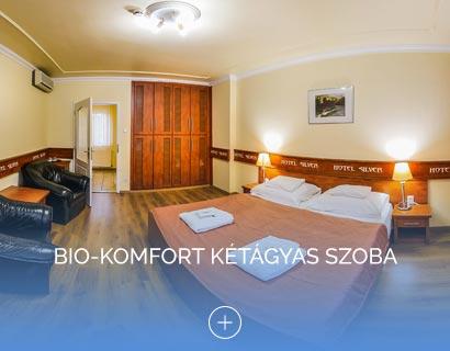 Bio-komfort kétágyas szoba
