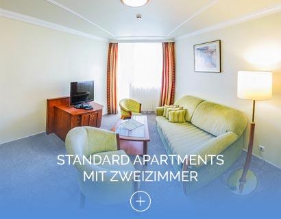 Standard Apartments mit Zweizimmer
