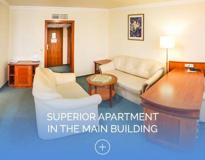 Superior Apartment in the Main Building