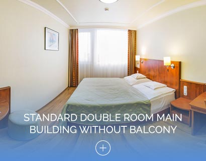 Standard Double room Main Building without balcony