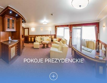 Pokoje prezydenckie