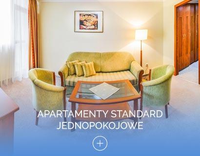 Apartamenty Standard jednopokojowe