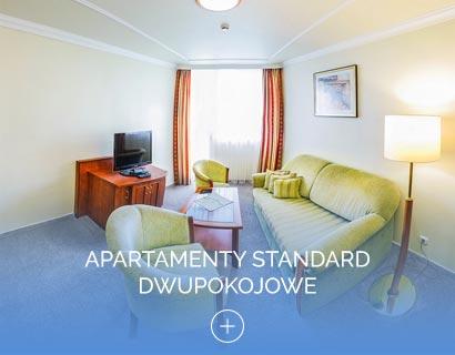 Apartamenty Standard dwupokojowe