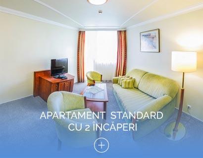 Apartament  Standard cu 2 Încăperi