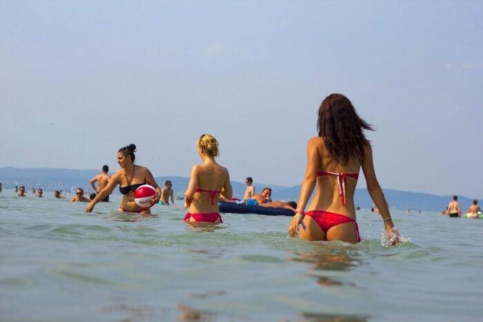 Nyári strandolás