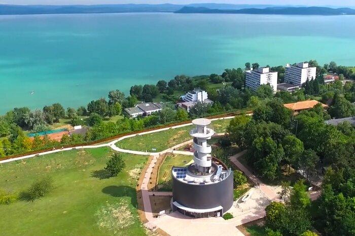 Balatonföldvár - Kilátó