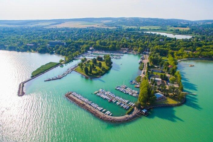 Balatonföldvár - Kikötő