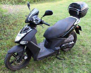 kymco125
