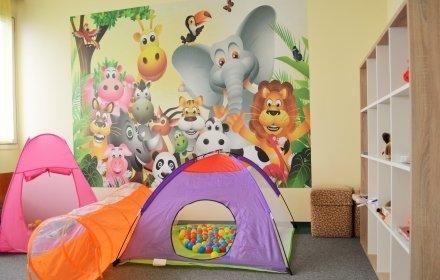 Children's palying room