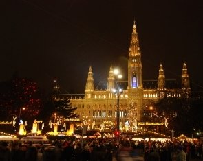 Advent in Wien und Sopron