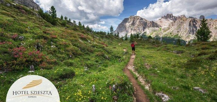 Kalandozás az Alpokban, élménydús szieszta a tavaszi szünetben