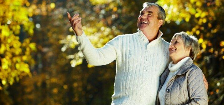 Kedvezményes kikapcsolódás 55 éves kor felett