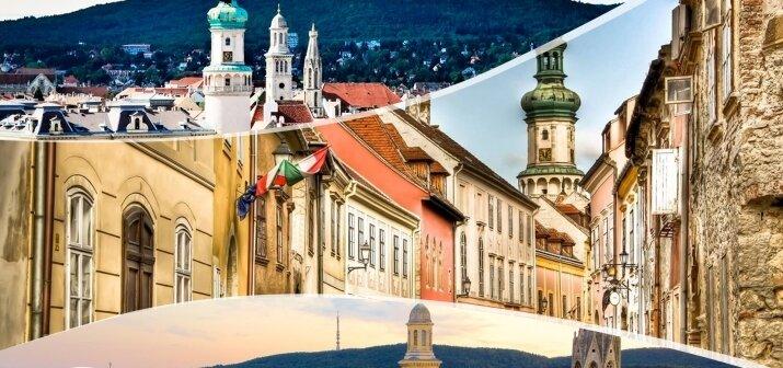 Mini holiday in Sopron