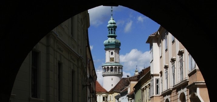 Holiday in Sopron