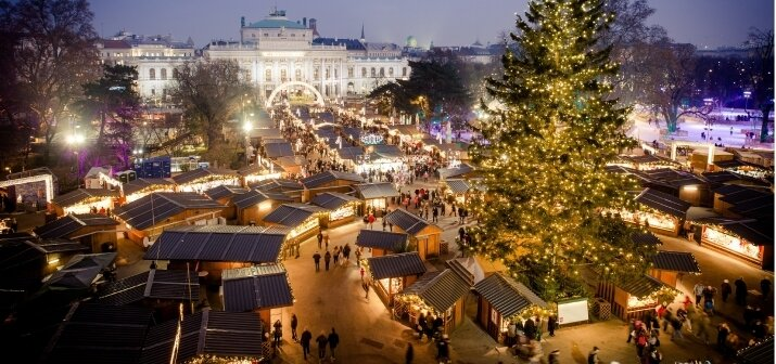 Advent Bécsben és Sopronban