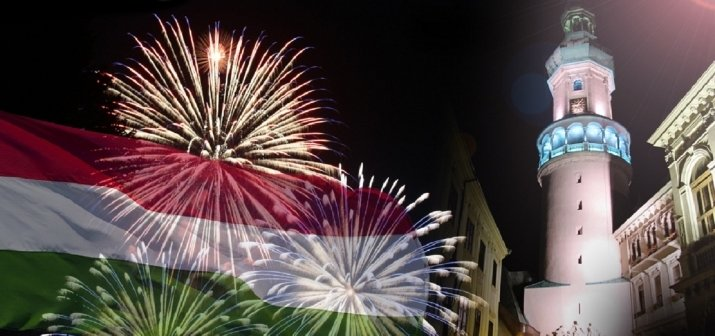 20. August - Nationalfeiertag