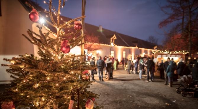 Pannon Advent 2020 - Lackenbachi-kastély