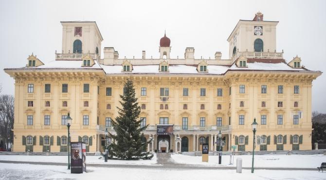 Pannon Advent 2020 - Esterházy kastély Kismarton