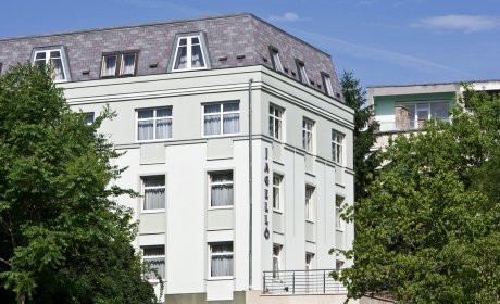Jagello Hotel egy budapesti háromcsillagos szálloda a MOM Park közelében