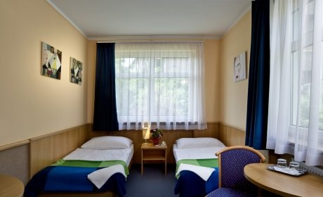 Twin room Jagello Business Hotel