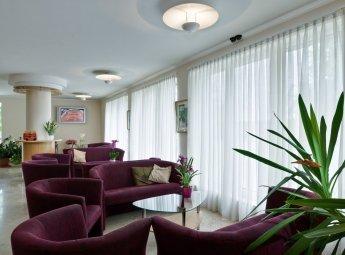 Jagello Hotel lobby