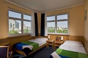Dotarea camerelor hotelului