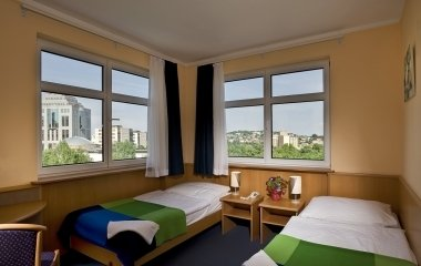 Номера отеля 2021