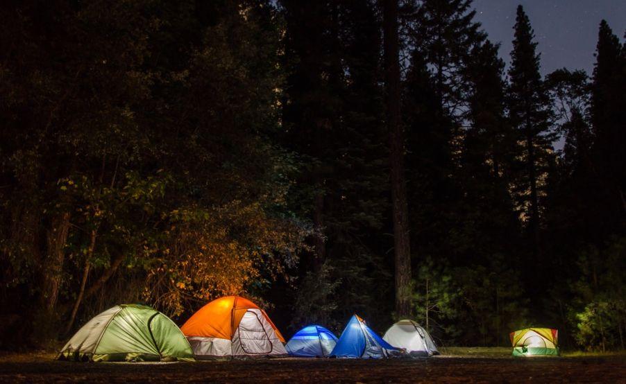 Sátortábor - Story Camp