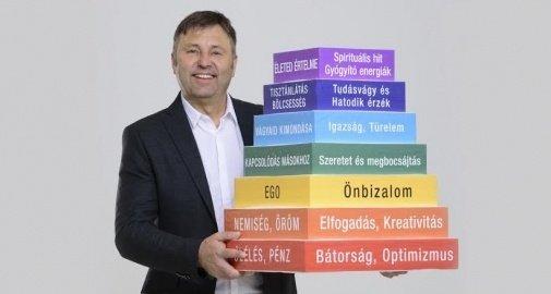 A Boldogságpiramisról Borszéki Ferenccel