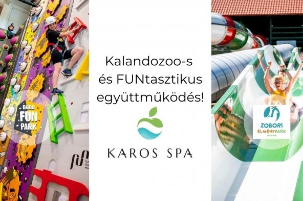 Kalandozoo-s és FUNtasztikus együttműködés!