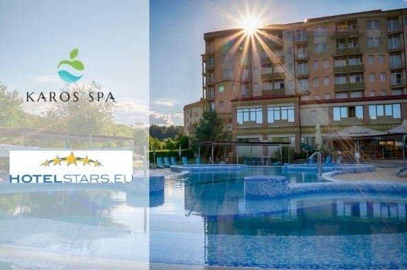 Hotelstars minősítés a Hotel Karos Spa****-ban