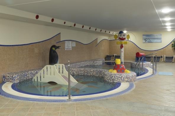 Kinderschwimmbecken - außer Betrieb