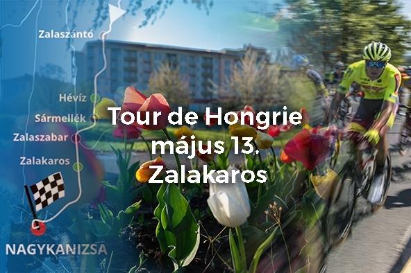 Tour de Hongrie 2021: Zalakaros is az útvonal része