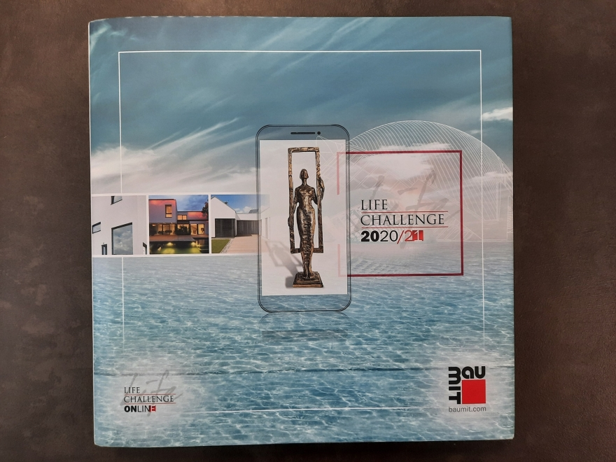 A Klaszbau Kft. bekerült a Life Challenge 20/21 kiadványába!