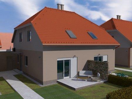 D-4. lakás, II. épület (Székesfehérvár, Móri út 146.) - Értékesítés: +36 30 9390 959