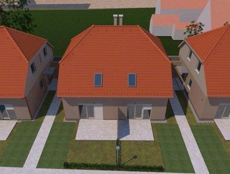 E-5. lakás, III. épület (Székesfehérvár, Móri út 146.) - Értékesítés: +36 30 9390 959