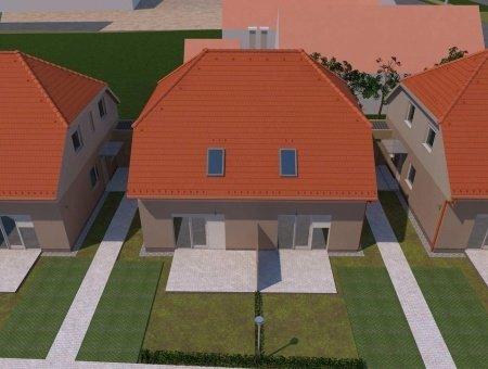 C-3. lakás, II. épület (Székesfehérvár, Móri út 146.) - Értékesítés: +36 30 9390 959