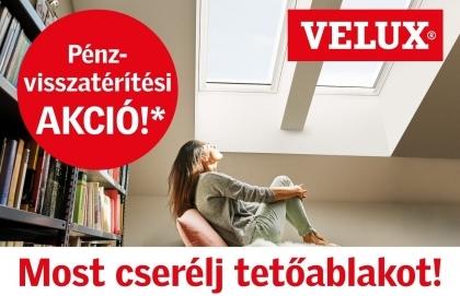 Őszi Velux akció